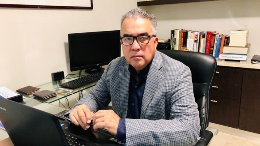 Dip. Luis Eduardo Martínez: Obligante despolarizar