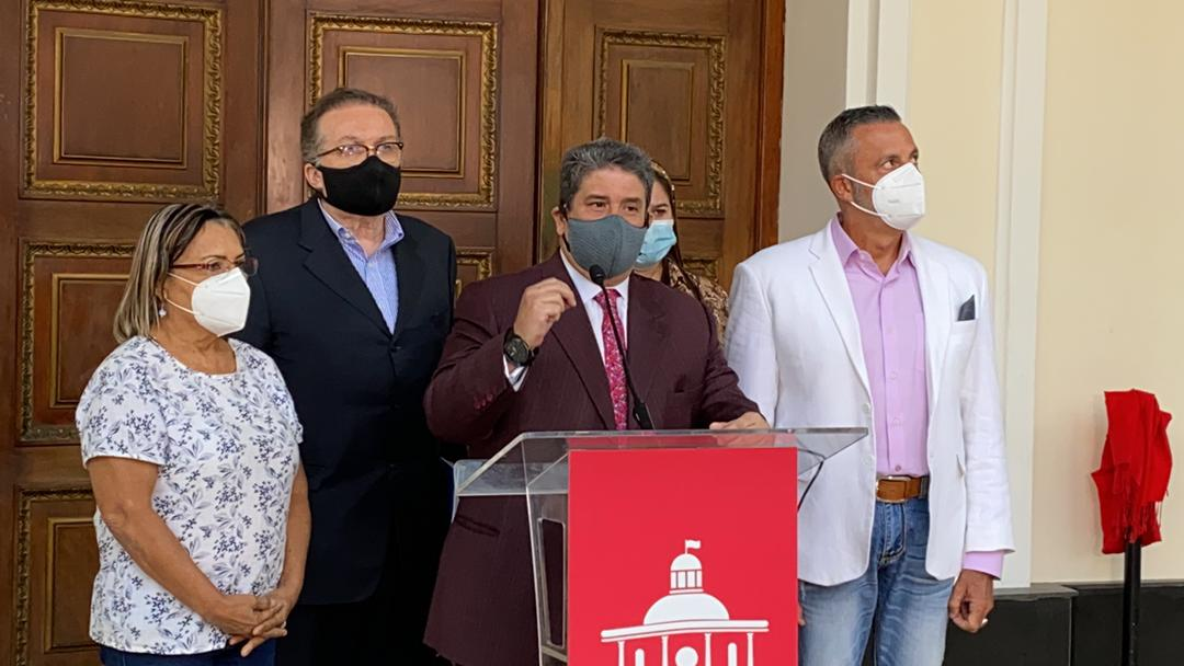 """Diputado José Gregorio Correa: """"Entendimos la importancia que los venezolanos recuperen la confianza en el voto"""""""