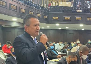 Dip. Rubén Limas: El gobierno tiene que unir esfuerzo con el sector privado para traer la mayor cantidad de vacunas al país