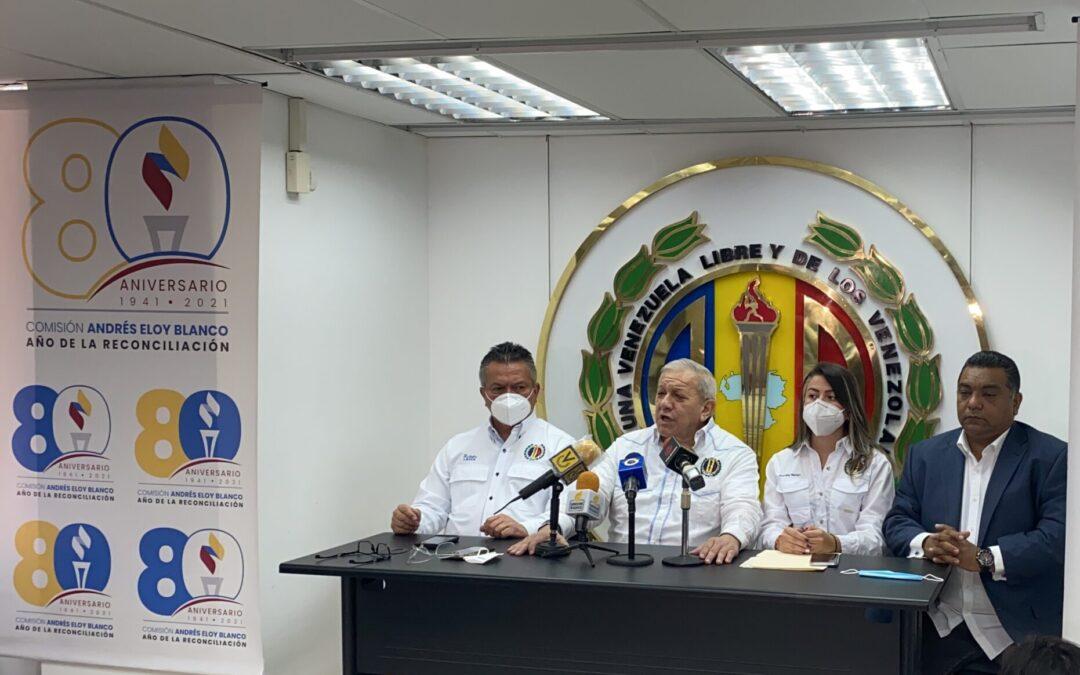 """Bernabé Gutiérrez: """"en los 80 años de AD no nos ha detenido ninguna sanción"""""""