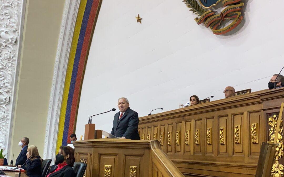 """Diputado Bernabé Gutiérrez: """"las sanciones no me van acobardar ni alejar de mi convicción democrática"""""""