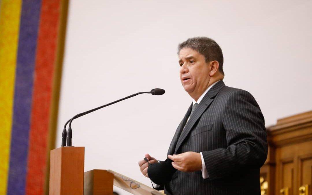 """Diputado José Gregorio Correa: """"Un venezolano emigrante merece respeto"""""""