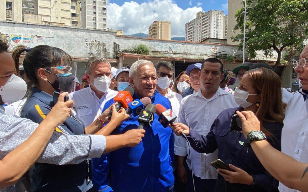Bernabé Gutiérrez: este simulacro es demostración de que el pueblo saldrá a votar el 21N